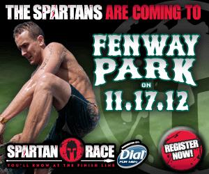 Spartan Race Fenway Park